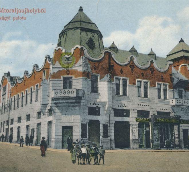 pénzügyi palota